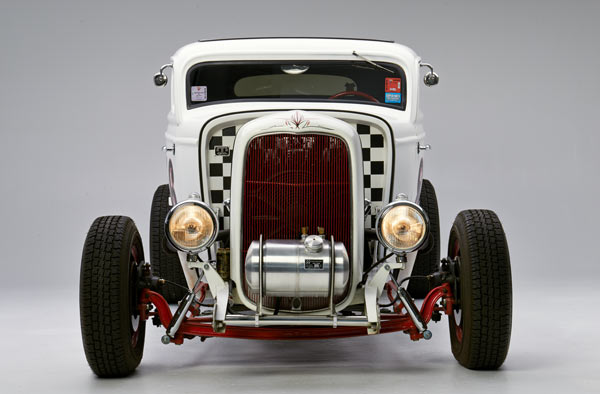 Checkmate: Dave Madej's 1932 Ford Coupe - OnAllCylinders