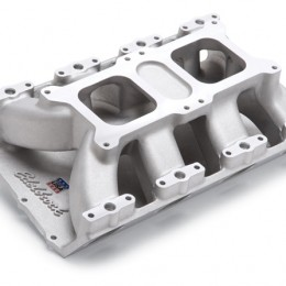 Parts Bin: Edelbrock's New Jeep 4.0L Cylinder Head and Dual-Quad HEMI Intake
