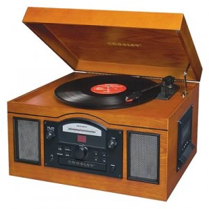 Crosley Vinyl to MP3 Recorder