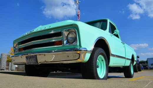 Lot Shots Find of the Week: 1967 Chevrolet C10