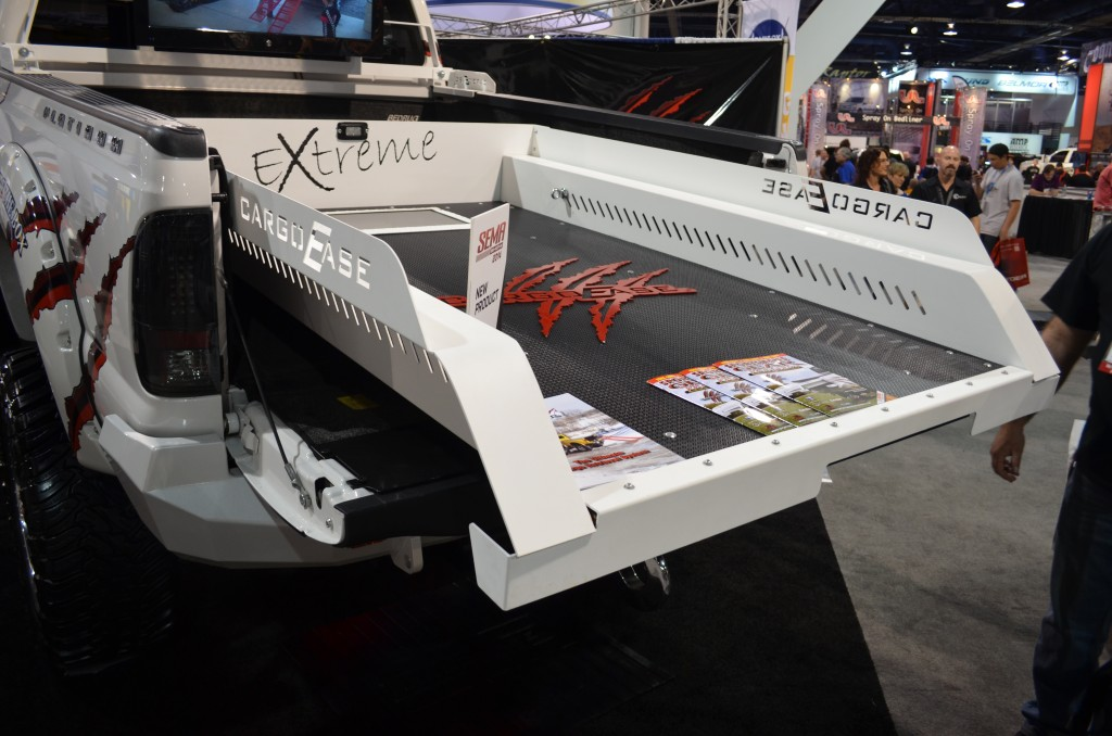 Cargo Ease Introduces All Aluminum Truck Bed Slide And
