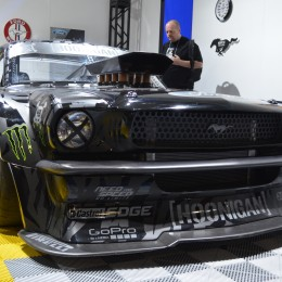 The Hoonicorn: A Closer Look at Ken Block's Gymkhana Seven Mustang (Video Included)