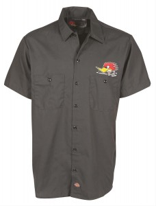 Mr Horsepower Mechanic Shirt