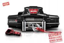 Video: Warn Introduces High-Tech ZEON Platinum Winch at SEMA
