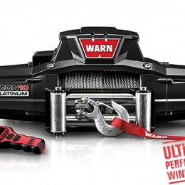 Video: Warn Introduces High-Tech ZEON Platinum Winch at SEMA