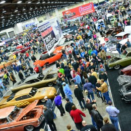 Hot Rodding Goes Indoors for the Summit Racing Show Car Series–Find Your Nearest Show Here!
