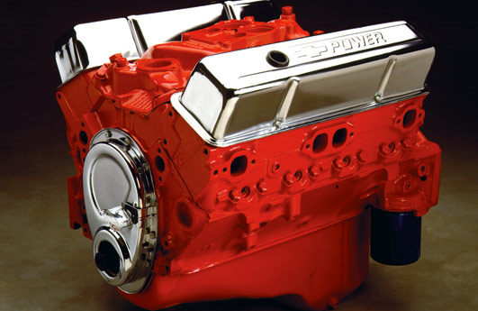 Red High Heat Engine Paint