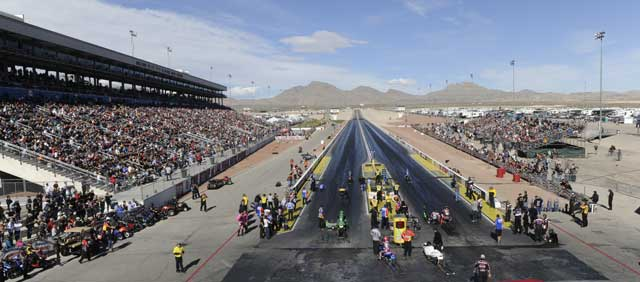 Las vegas drag strip autos post for Las vegas motor speedway drag strip