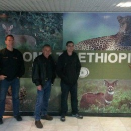 Operation Appreciation 2014: Anderson and Crew Make First Journey into Africa