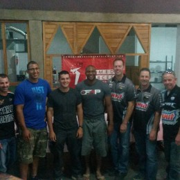 Operation Appreciation 2014: Catching up With Eddie Krawiec & Sight-Seeing in Africa