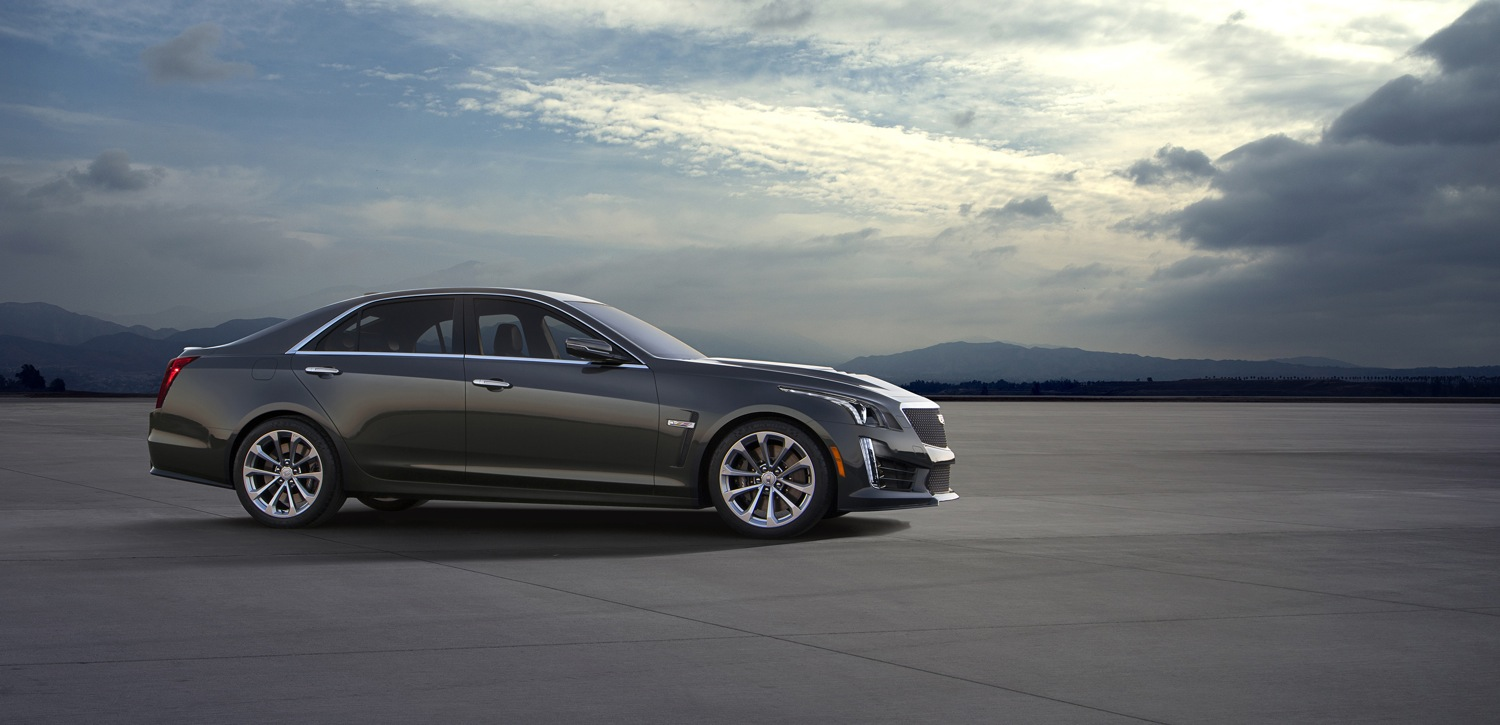 2016 Cadillac Cts V Is The Most Powerful Cadillac Ever