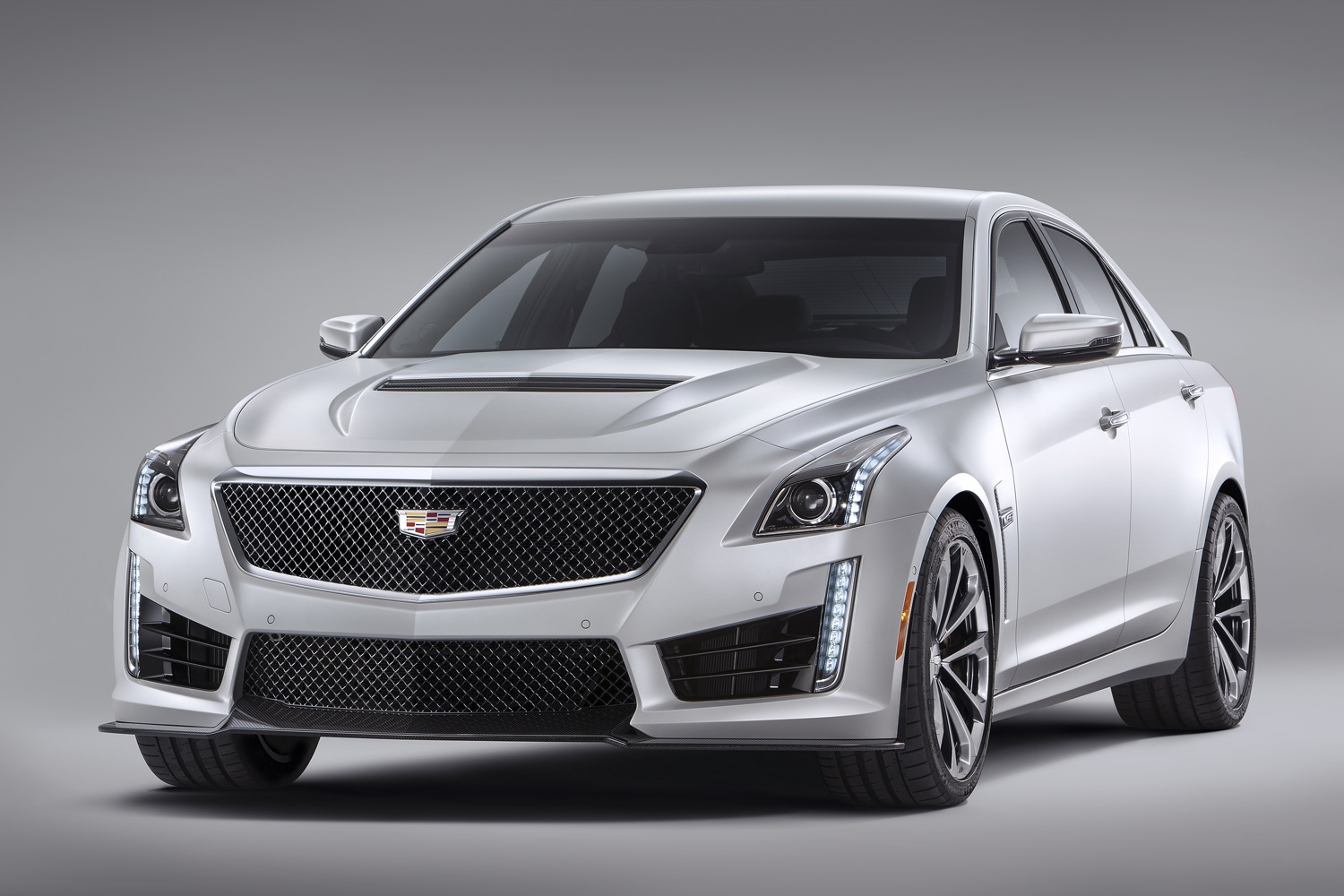 2016 Cadillac CTS-V is the Most Powerful Cadillac Ever (640 HP To Be Exact)  - OnAllCylinders
