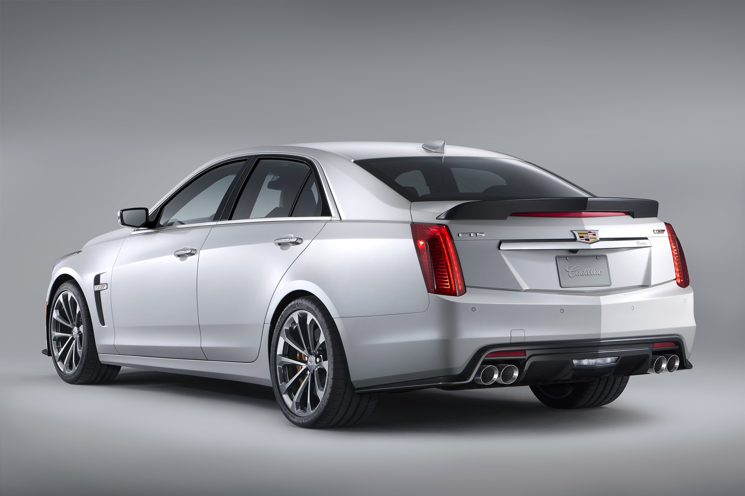 640 Hp Cadillac >> 2016 Cadillac CTS-V is the Most Powerful Cadillac Ever