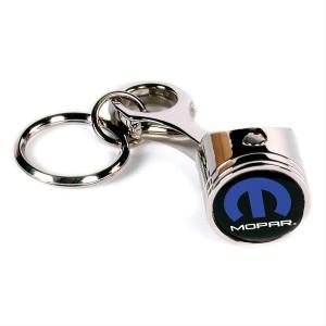 Mopar piston keychain