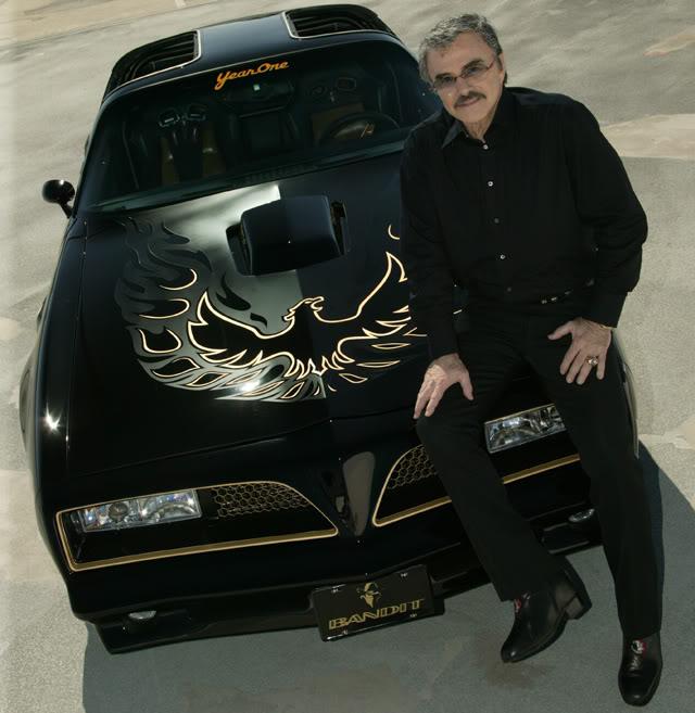 Burt Reynolds Bandit Car For Sale