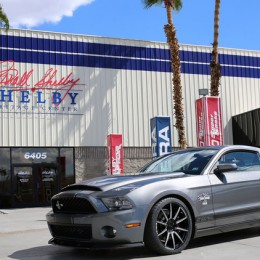 """Shelby Marks End of Fifth-Gen. Mustang with """"Signature Edition"""" GT500 Super Snake"""