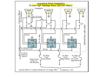 12 Volt Power Wheels Wiring Diagram from www.onallcylinders.com