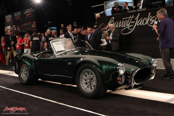 1965 Shelby Cobra 427 Roadster - Pratte