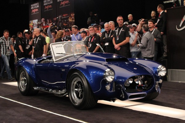 1966 Shelby Cobra 427 Super Snake - Pratte