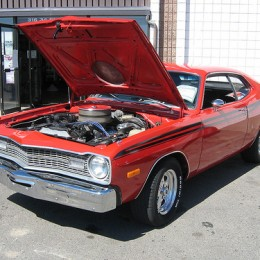 Monday Mailbag: Swapping a 383 into a Dodge Dart Sport