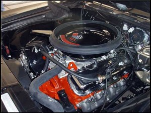 Chevrolet 454 LS6