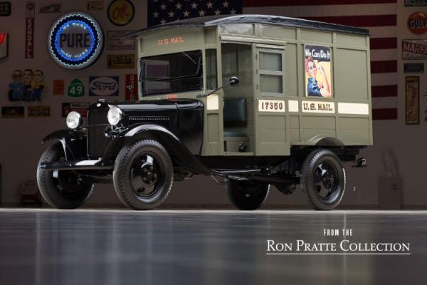 Pratte 1931 Ford wagon