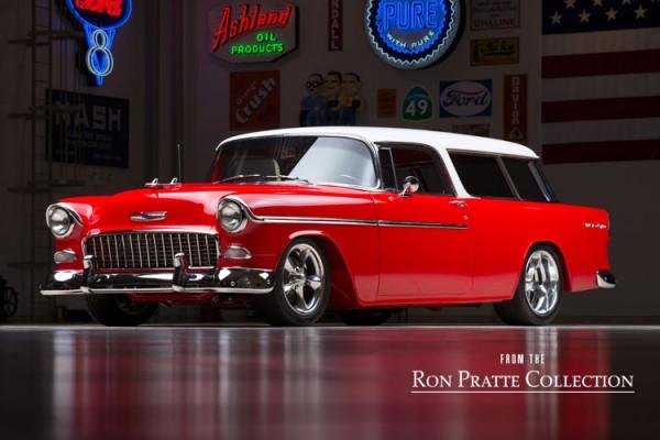 Pratte 1955 custom wagon