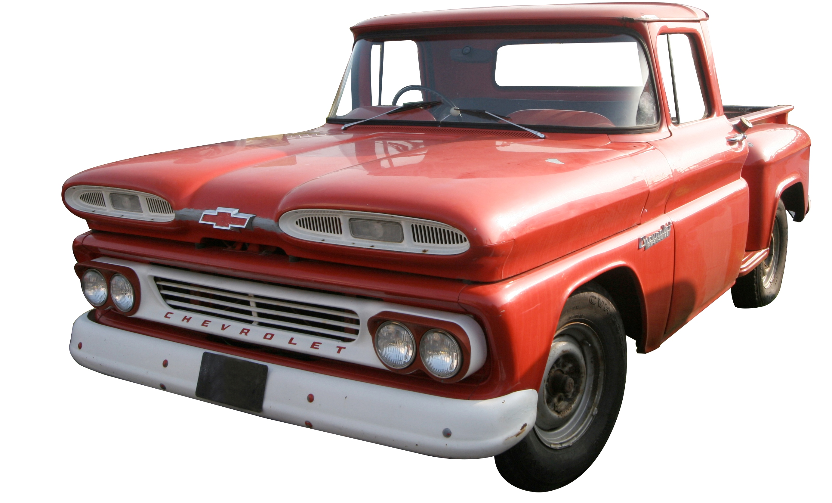 Ride Guides A Quick Guide To Identifying 1960 66 Chevrolet Pickups Old Chevy Truck Tailgates Onallcylinders