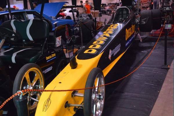 2015 Calgary WOW - Alcohol Dragster