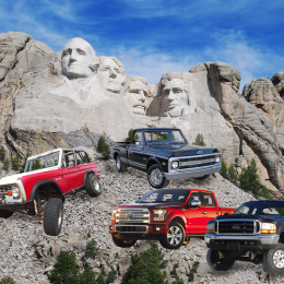 Face Time (Part 4): Ford Bronco Bucks Its Way Onto Mt. Rushmore of Trucks
