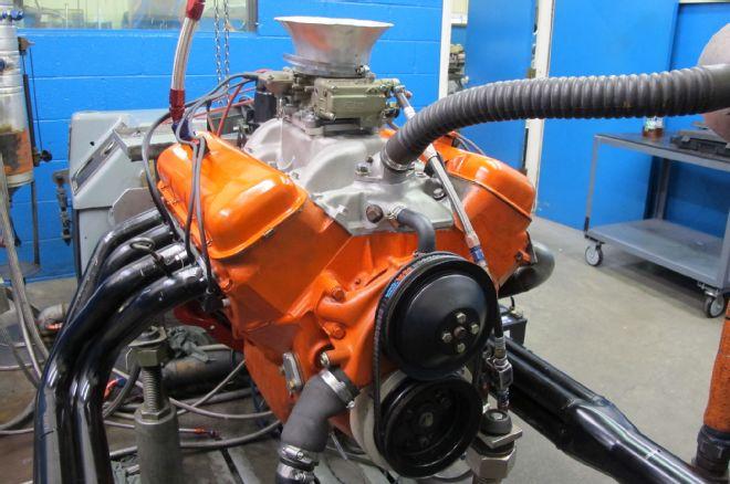 Big Block History: Hot Rod Dyno Tests Historic Mark II 427 ...