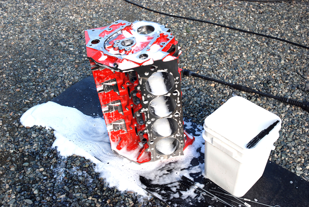 Mr  Clean: Quick Guide to Prepping a New Engine Block for Assembly
