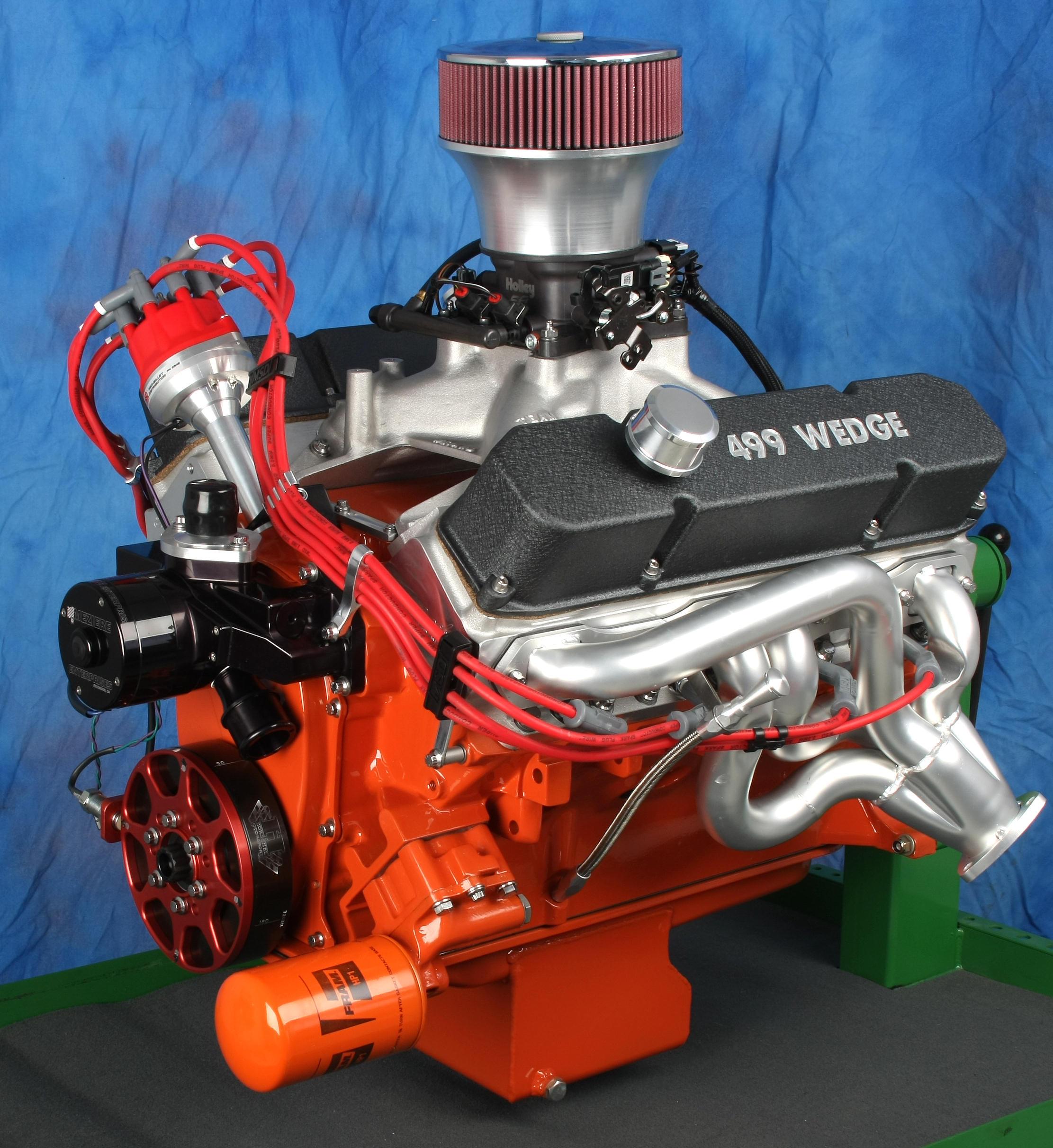 Mopar 499 Street Hero (Part One): Engine Block Machining ...