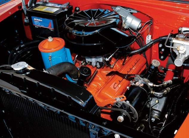 Ranking The Top 5 Small Block Chevy Engines Of All Time 5 The