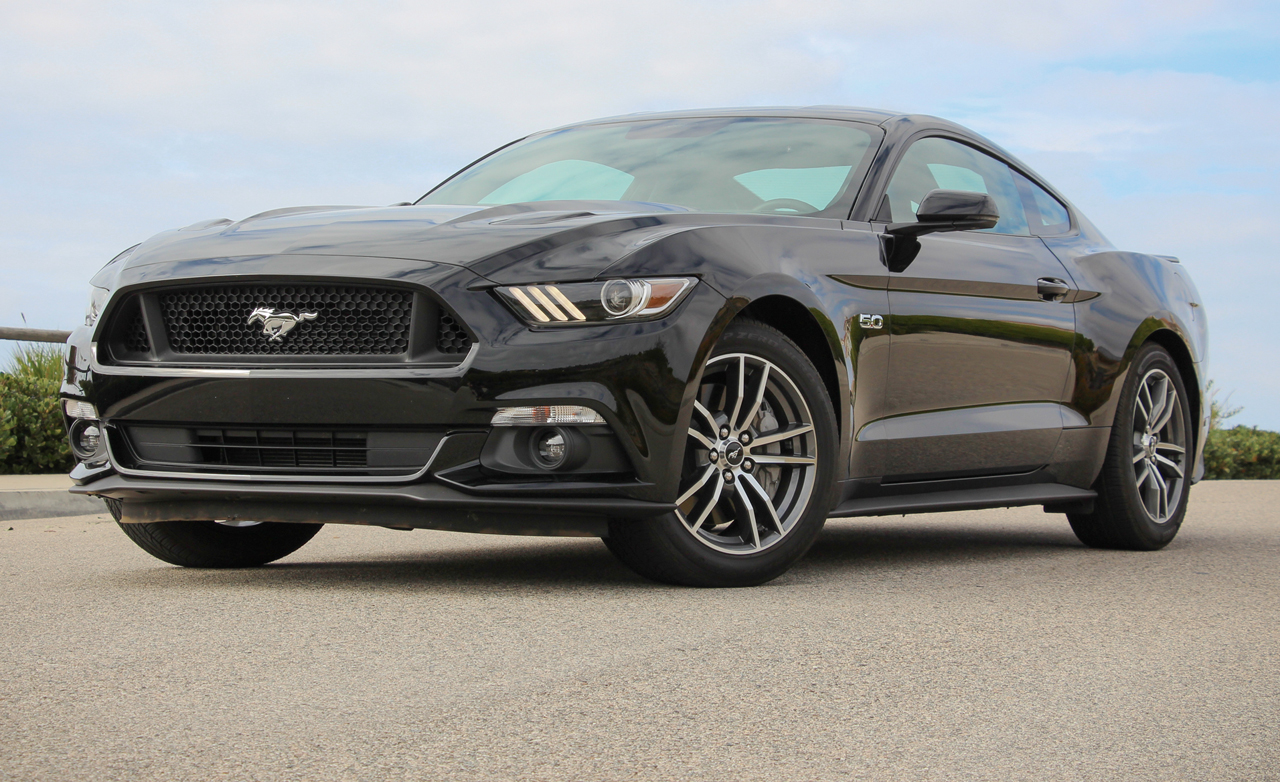 2017 Mustang Gt350 Black >> The 2015 Ford Mustang Buyer's Guide - OnAllCylinders