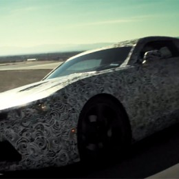 2016 Camaro Catch-Up: The Gen 6's LT1 Engine and Other Details Emerge