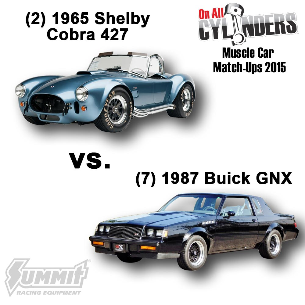 Muscle Car Match Ups Unveiled Vote For Your Favorite Muscle