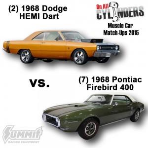 68-Dart-vs-68-Firebird