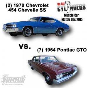 70-Chevelle-vs-1964-GTO