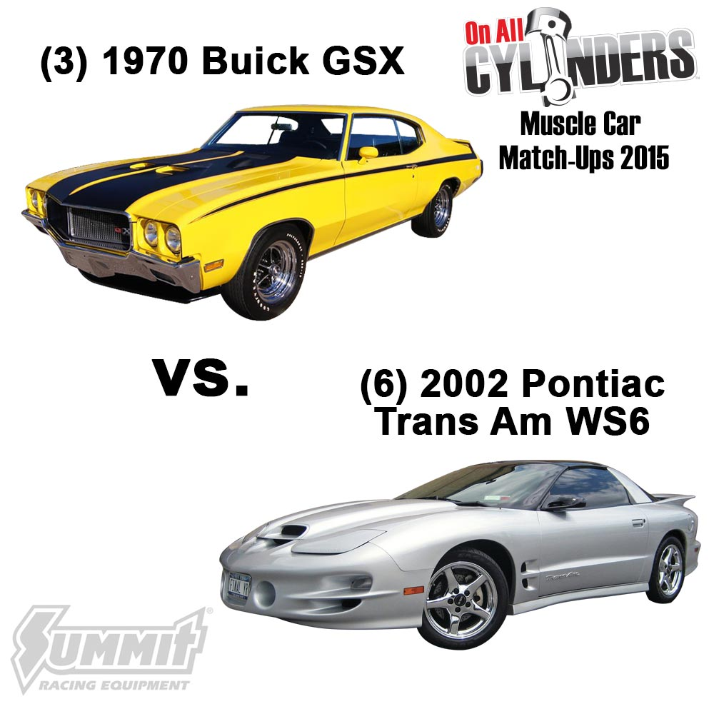 2015 Muscle Car Match-Ups Unveiled! Vote For Your Favorite