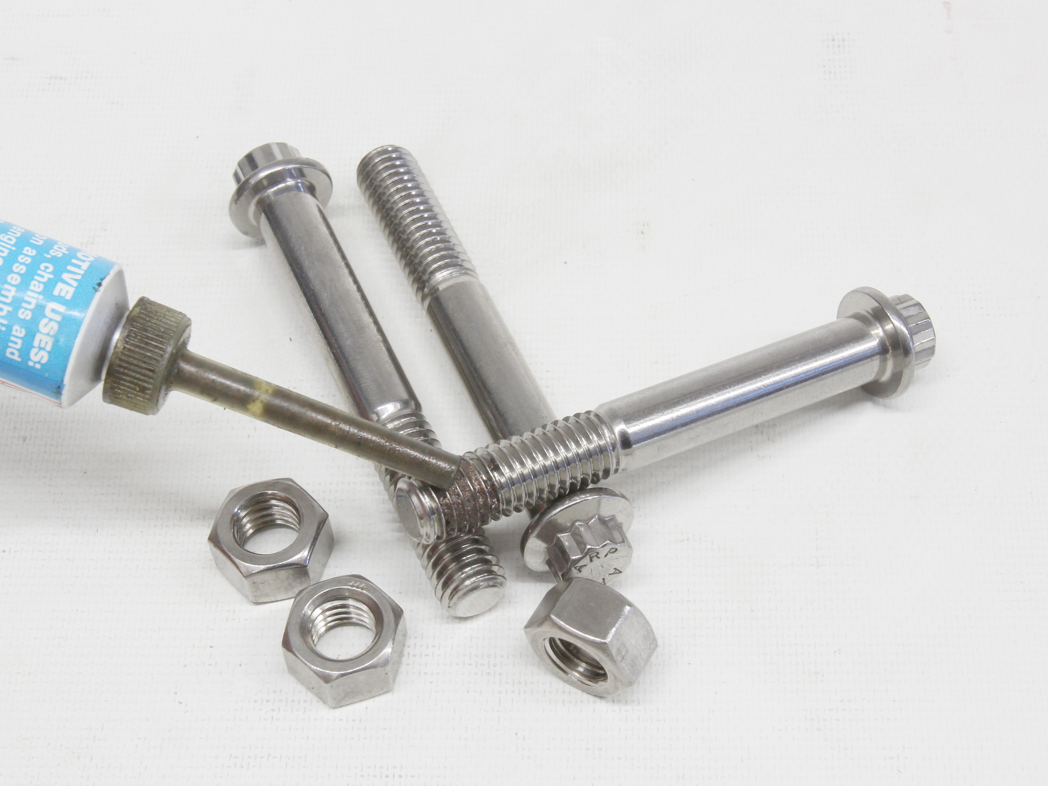 Ask Away With Jeff Smith How To Prevent Engine Bolts From