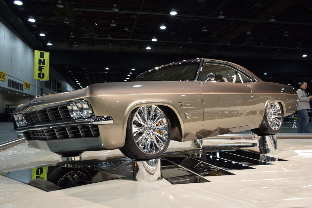 The Imposter 1965 Chevrolet Impala SS