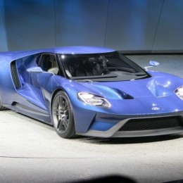 Ford Announces Pricing for Its Mid-Engine Ford GT