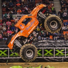BIGFOOT? BIGFEET? All 12 BIGFOOT 4×4 Monster Trucks to Reunite at Atlanta Motorama!