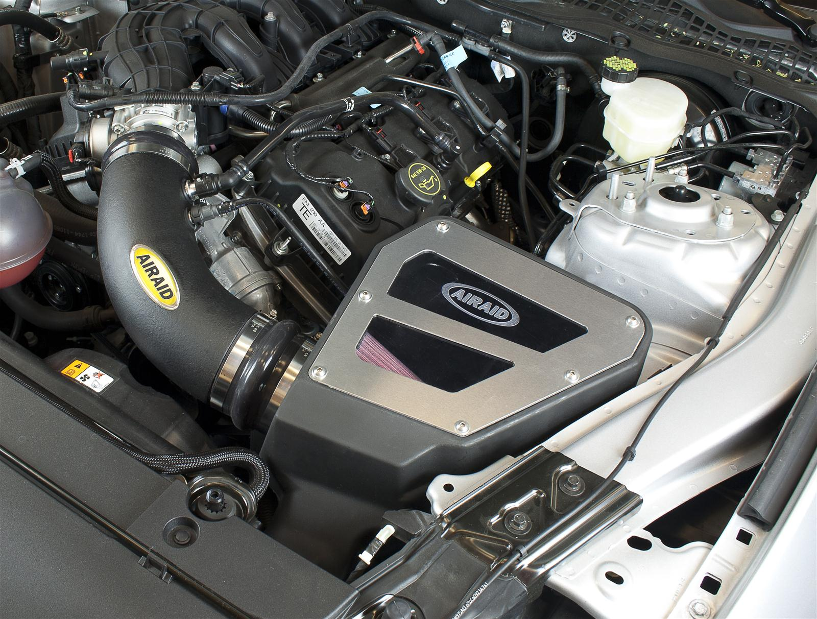 Parts Bin Airaid Intake For The 2015 V6 Mustang