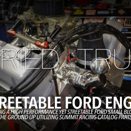 Video: Auto Revolution Builds a Big 448 Small Block Ford