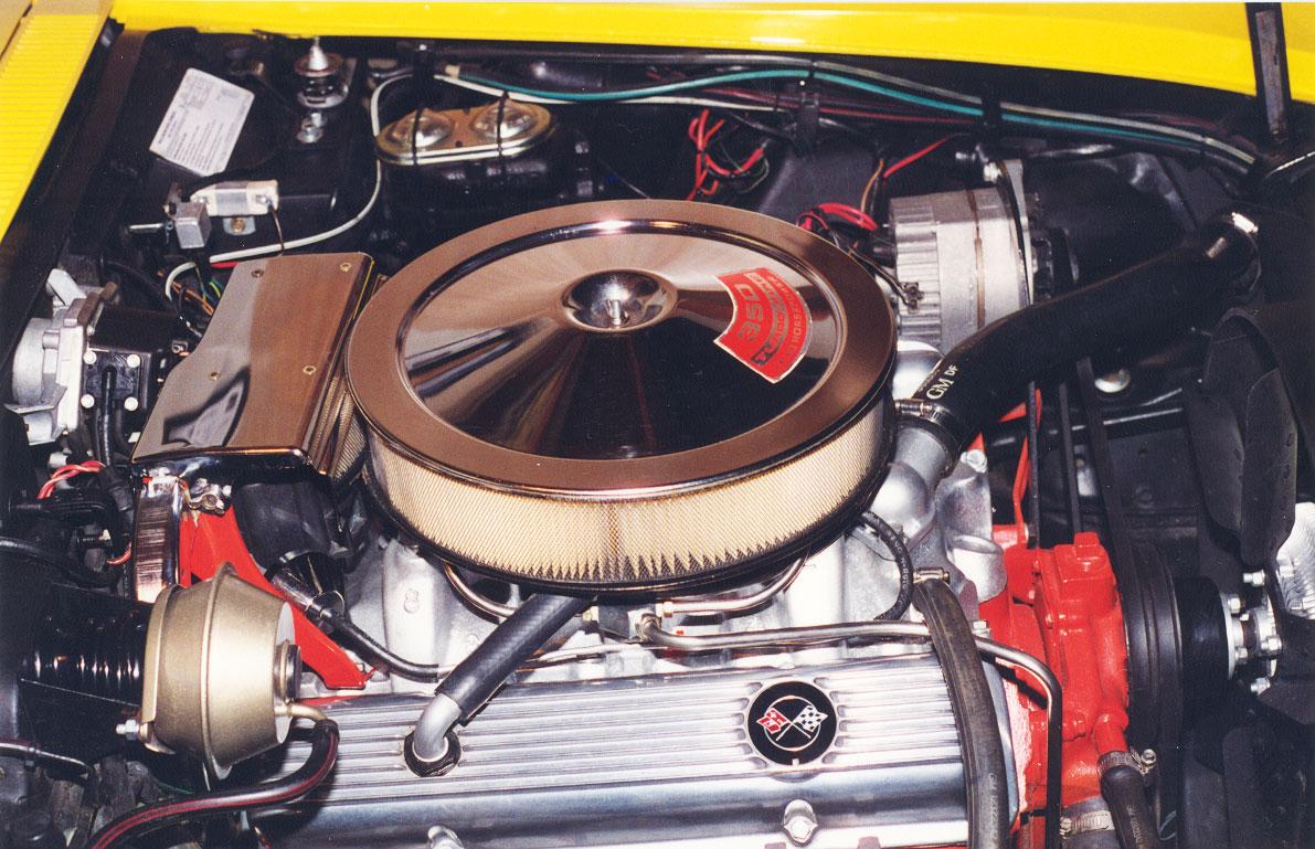 Corvette Lt Motor on Chevy Lt1 Intake Manifold