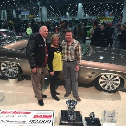 Ridler Award Winner Named at 2015 Detroit Autorama