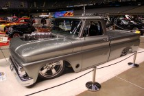 Master Builder award, 1964 Chevy C10 owned by Trey Cavaretta