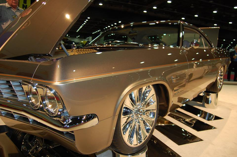 1965 Impala SS The Imposter